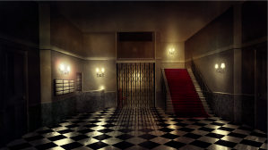 In-game shot from The Thirty Nine Steps