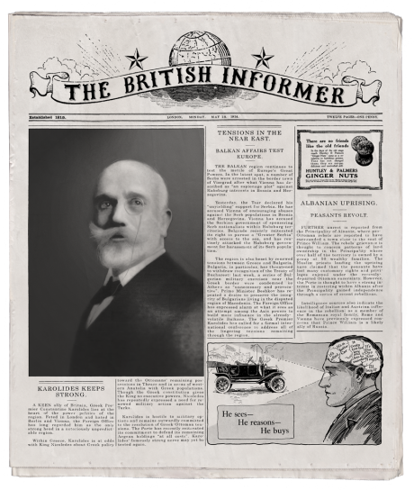 First look: The British Informer